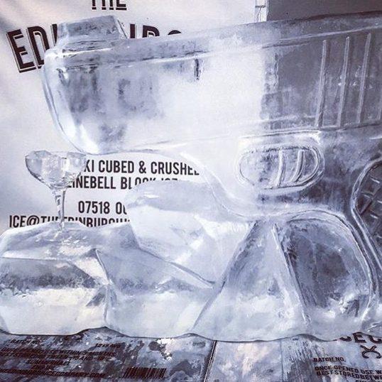 Ice Luge PPK Gun