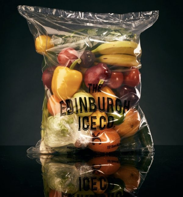 The Edinburgh Ice Co Home Delivery Fruit Bag