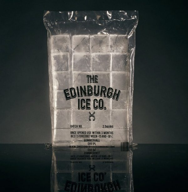 The Edinburgh Ice Co Home Delivery Ice Bag
